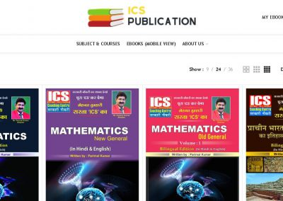 ICS Books
